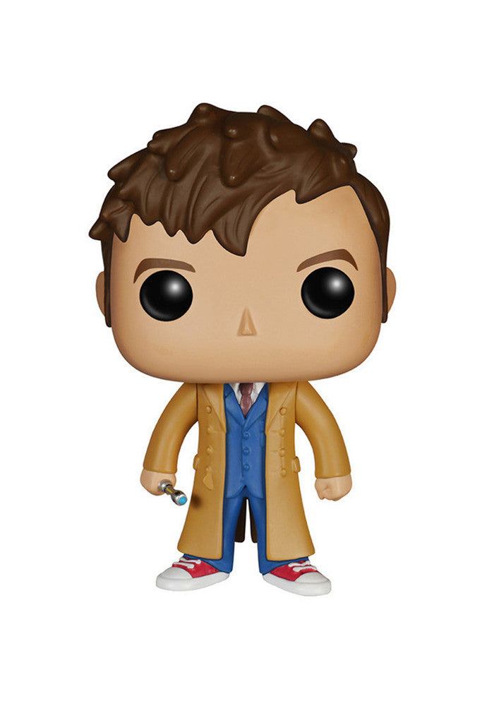 DOCTOR WHO Funko Pop! TV: Doctor Who - 10th Doctor