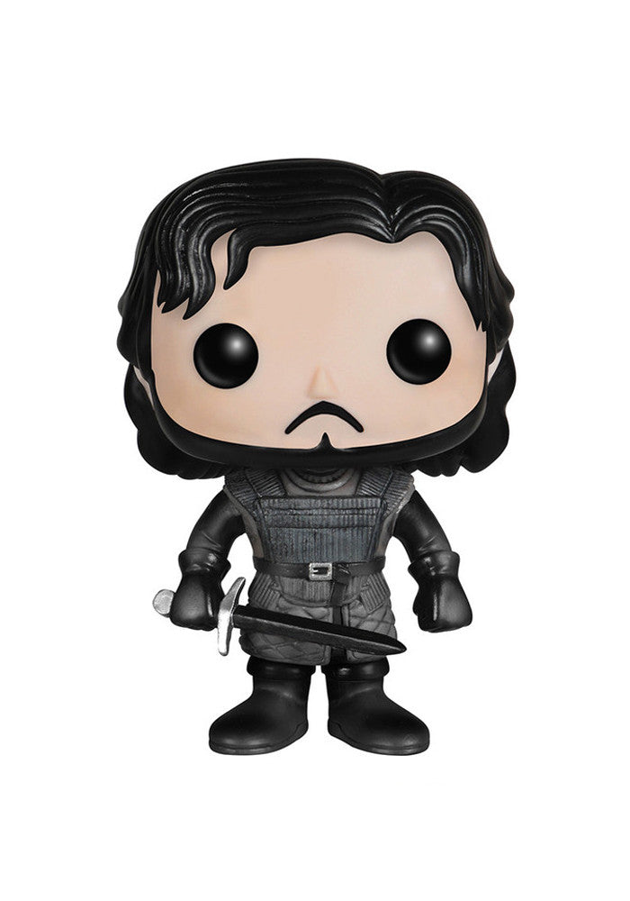 GAME OF THRONES Funko Pop! TV: Game Of Thrones - Jon Snow (Castle Black)