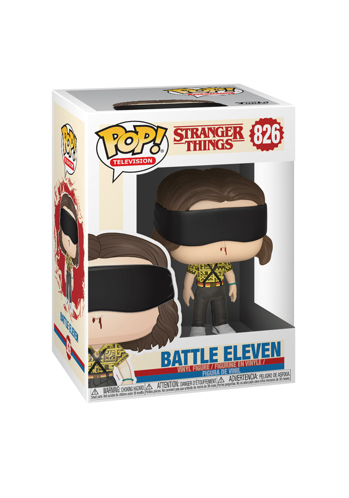 STRANGER THINGS Funko Pop! TV: Stranger Things - Eleven (Battle)