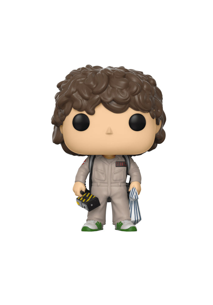 STRANGER THINGS Funko Pop! TV: Stranger Things - Ghostbuster Dustin