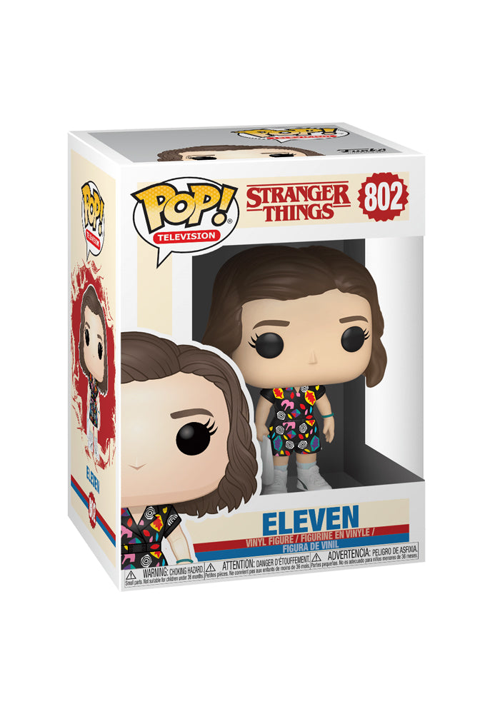 STRANGER THINGS Funko Pop! TV: Stranger Things - Eleven (Mall)