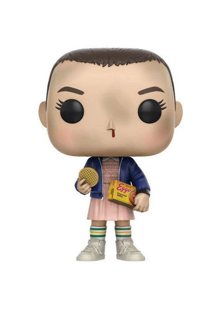 STRANGER THINGS Funko Pop! TV: Stranger Things - Eleven With Eggos