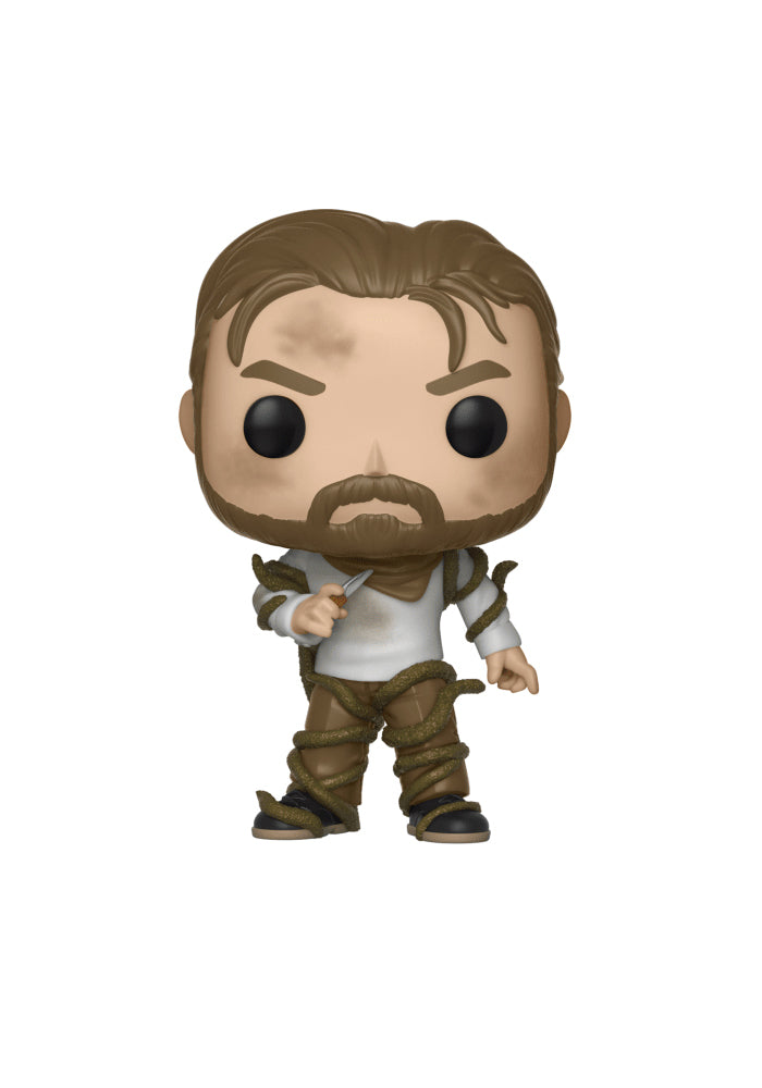 STRANGER THINGS Funko Pop! TV: Stranger Things - Hopper (Vines)