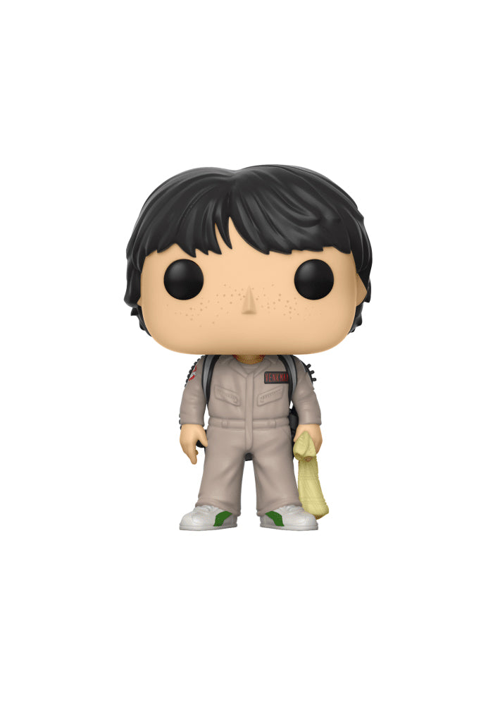 STRANGER THINGS Funko Pop! TV: Stranger Things - Ghostbuster Mike