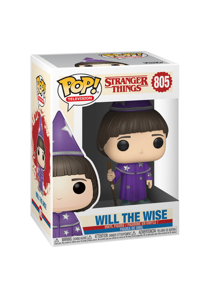 STRANGER THINGS Funko Pop! TV: Stranger Things - Will The Wise