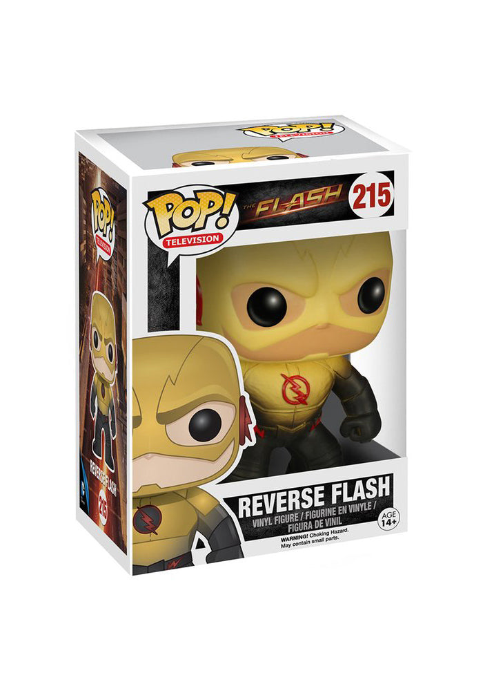 THE FLASH Funko Pop! TV: The Flash - Reverse Flash