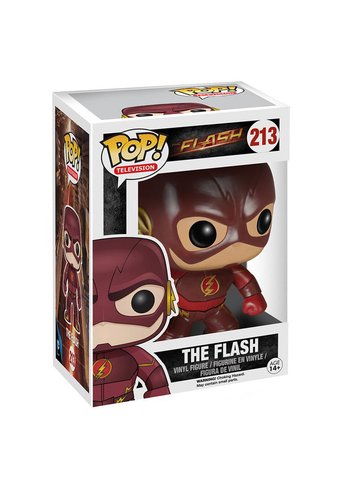 THE FLASH Funko Pop! TV: The Flash - The Flash