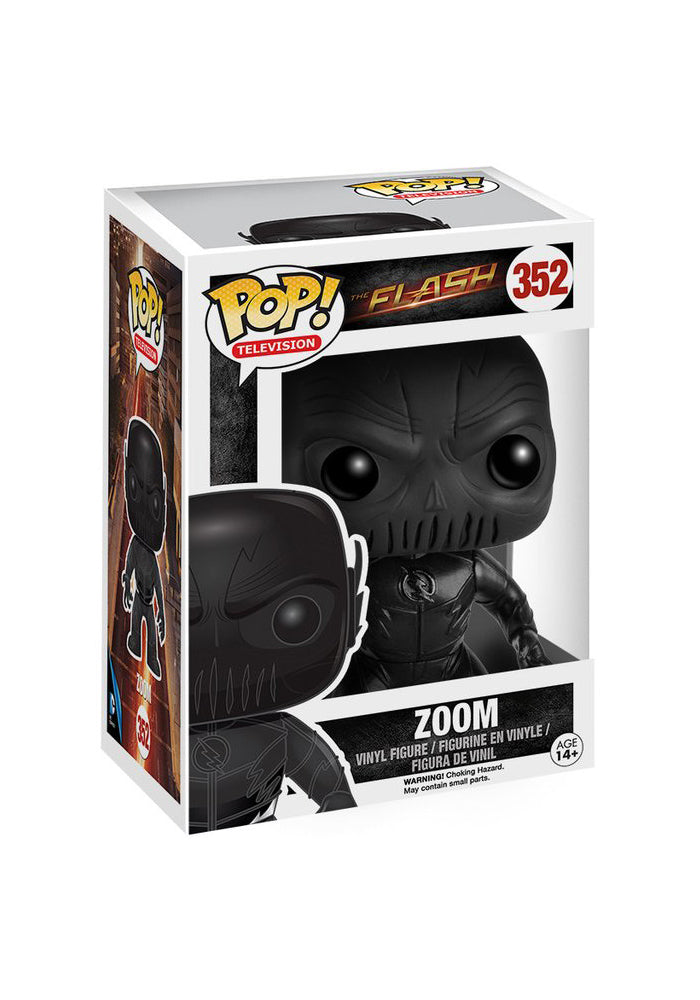 THE FLASH Funko Pop! TV: The Flash - Zoom