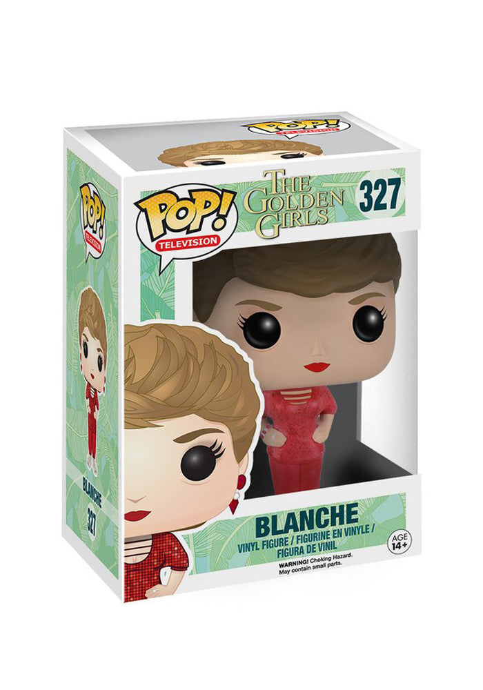 GOLDEN GIRLS Funko Pop! TV: Golden Girls - Blanche