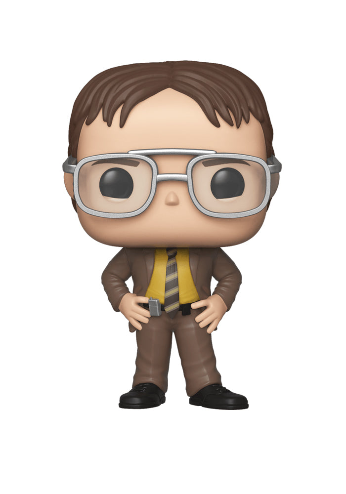 THE OFFICE Funko Pop! TV: The Office - Dwight Schrute