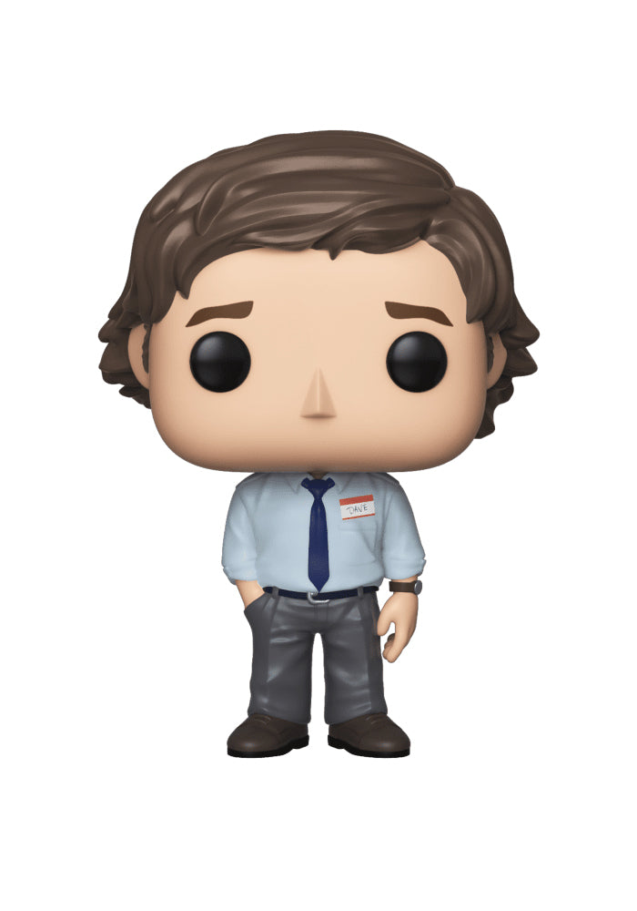THE OFFICE Funko Pop! TV: The Office - Jim Halpert