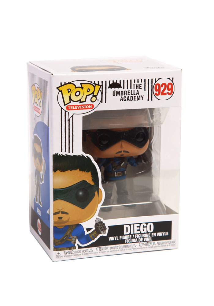 THE UMBRELLA ACADEMY Funko Pop! TV: The Umbrella Academy - Diego