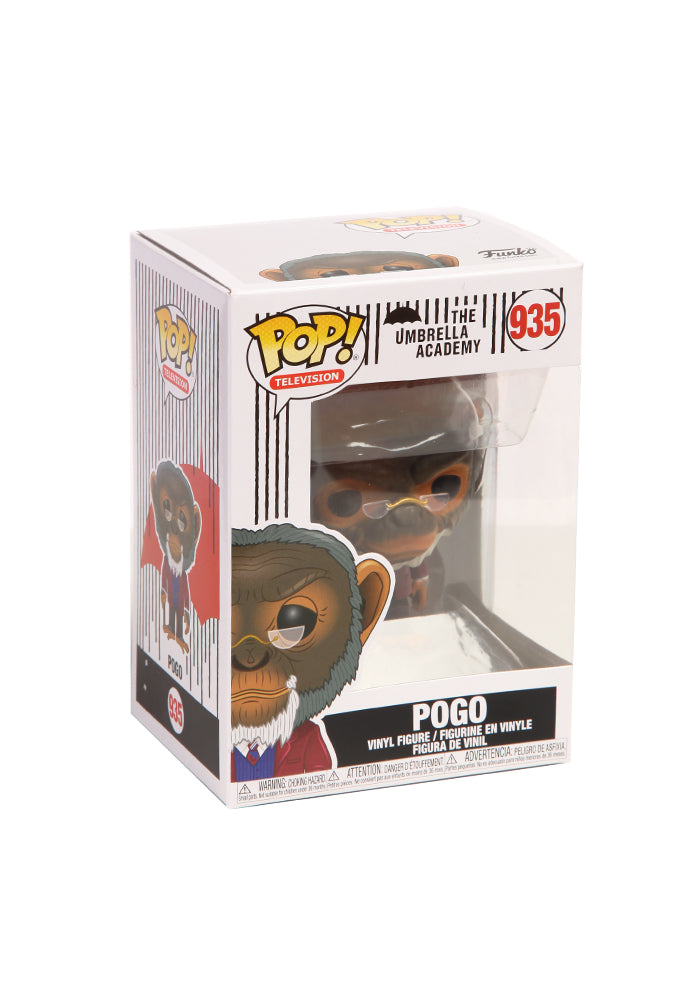 THE UMBRELLA ACADEMY Funko Pop! TV: The Umbrella Academy - Pogo