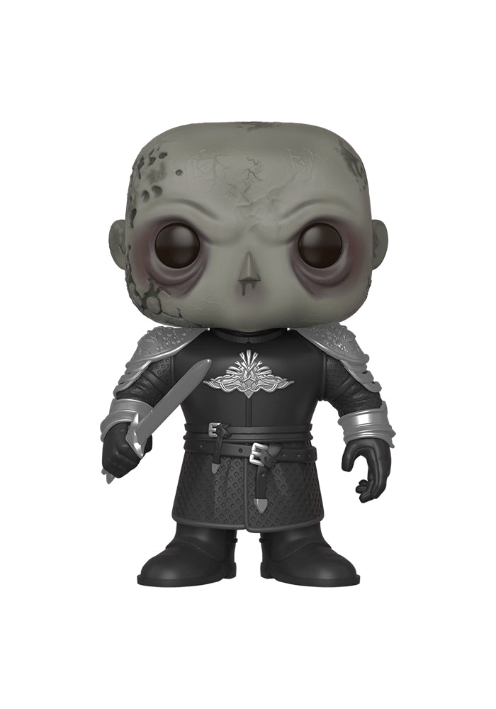 Game Of Thrones Funko Pop Tv Game Of Thrones 6 Inch The Mountain Unmasked Newbury Comics