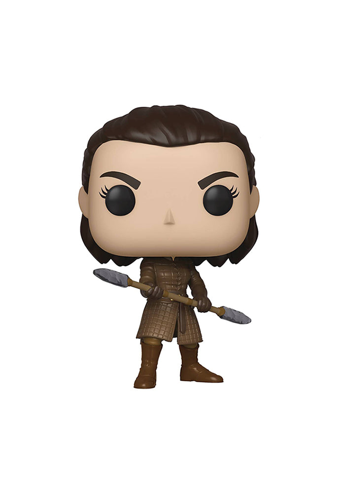 GAME OF THRONES Funko Pop! TV: Game Of Thrones - Arya Stark With Spear