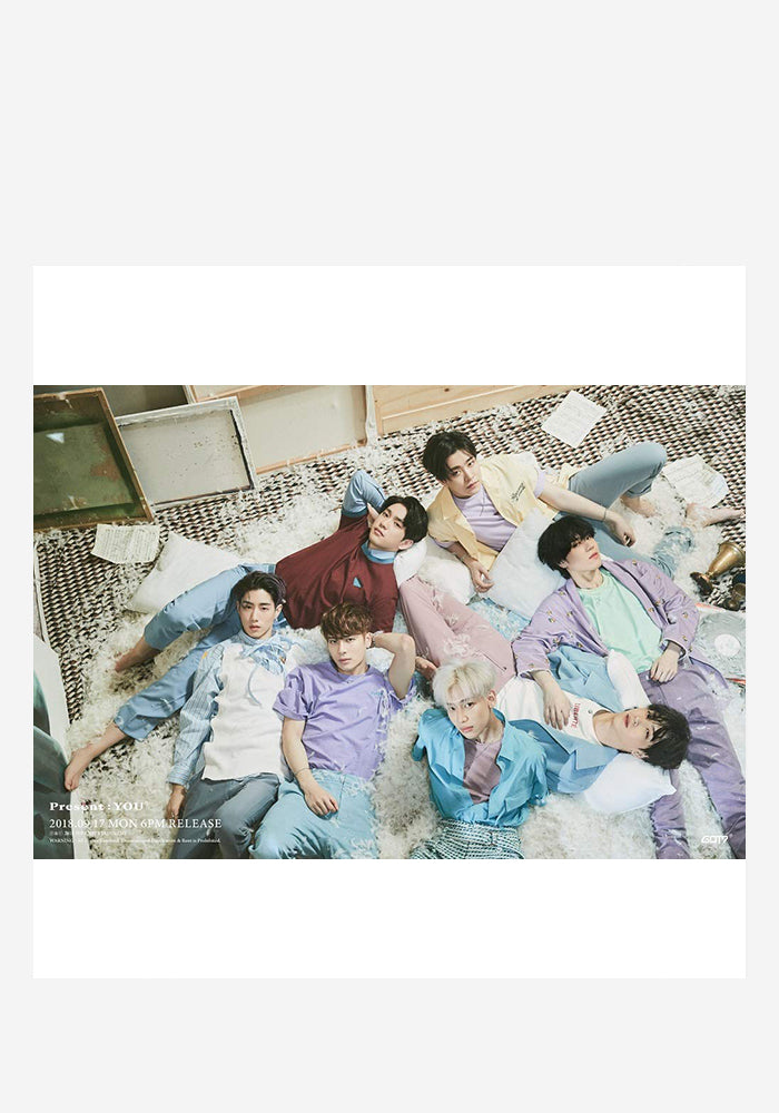 GOT7 Vol.3 - Present:YOU CD