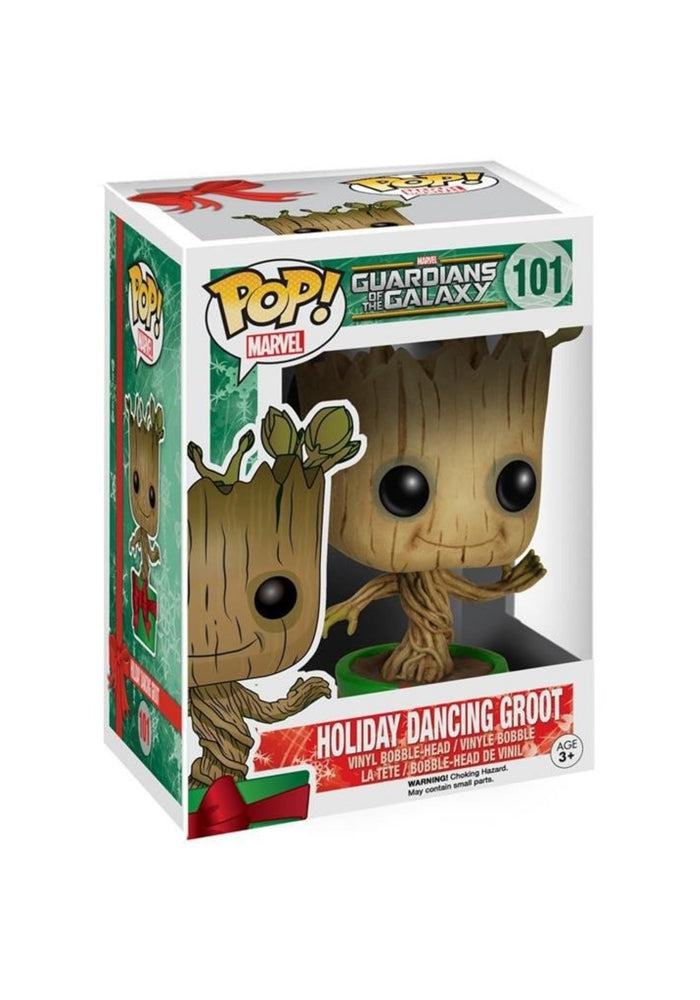 GUARDIANS OF THE GALAXY Funko Pop! Marvel: Holiday - Holiday Dancing Groot