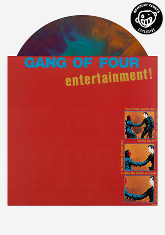 GANG OF FOUR Entertainment! Exclusive LP