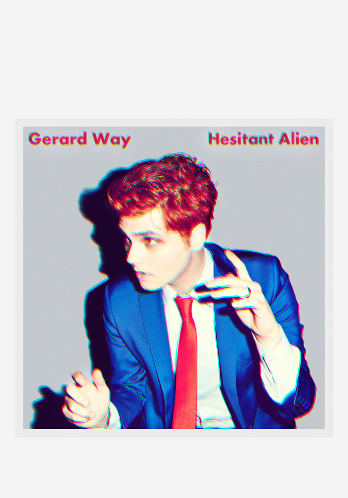 GERARD WAY Hesistant Alien LP (Picture Disc)
