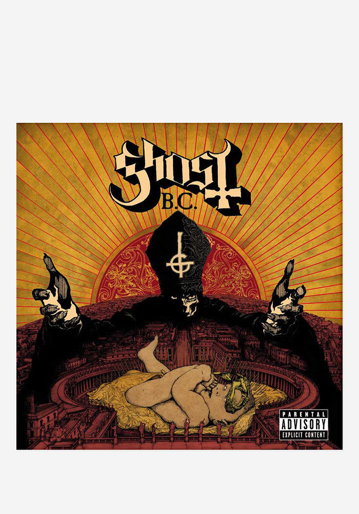 GHOST B.C. Infestissumam LP