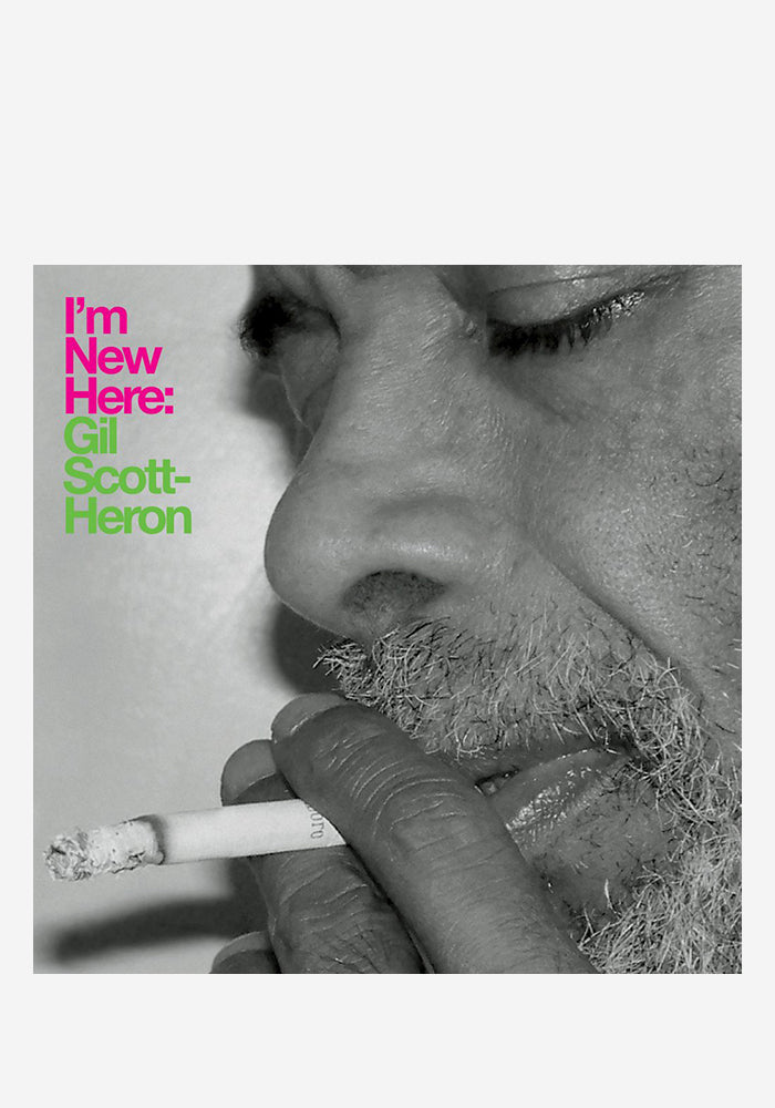 GIL SCOTT-HERON I'm New Here 10th Anniversary 2LP
