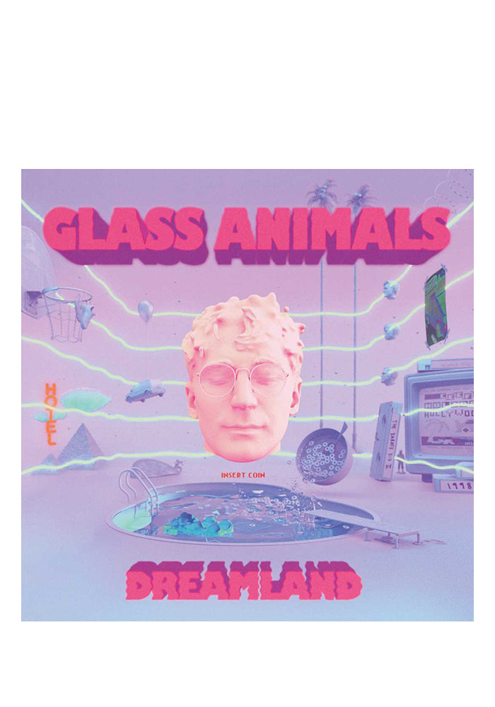 GLASS ANIMALS Dreamland CD (Autographed)