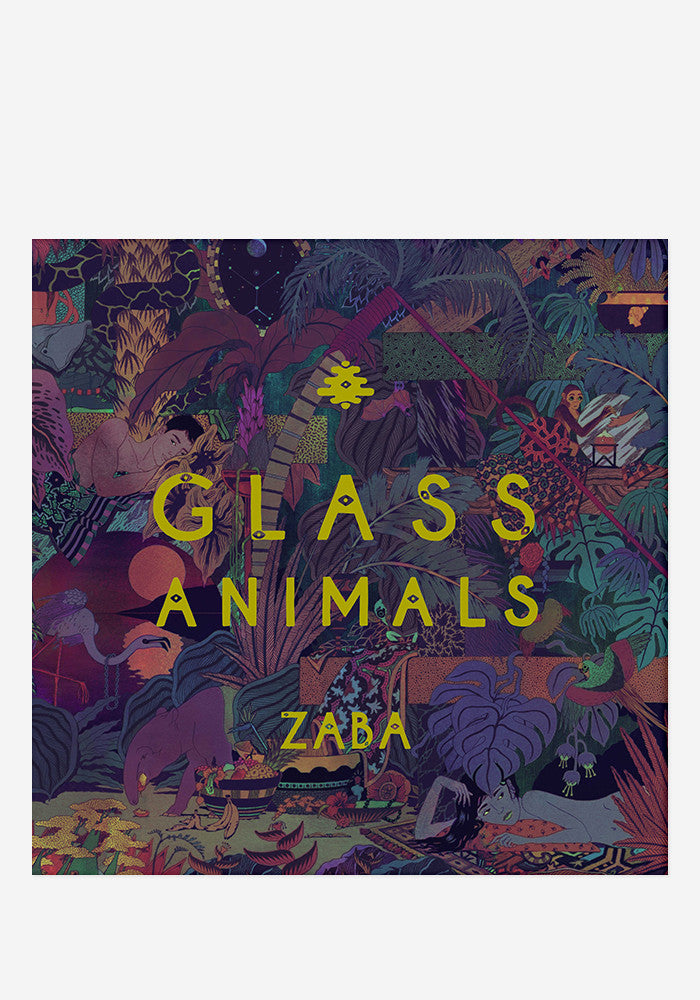 GLASS ANIMALS Zaba 2 LP