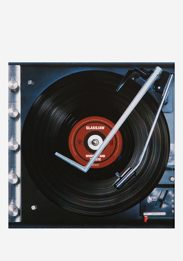 GLASSJAW Worship & Tribute LP