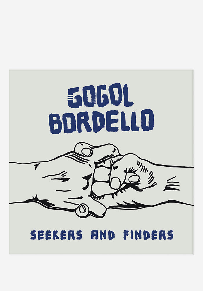 GOGOL BORDELLO Seekers And Finders With Autographed CD Booklet
