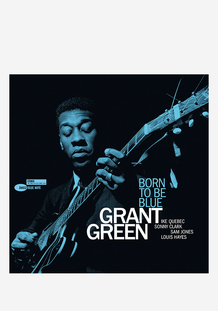 GRANT GREEN Born To Be Blue LP