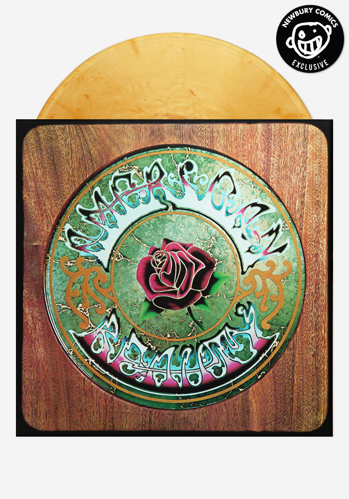 Grateful Dead-American Beauty Exclusive LP Color Vinyl | Newbury Comics