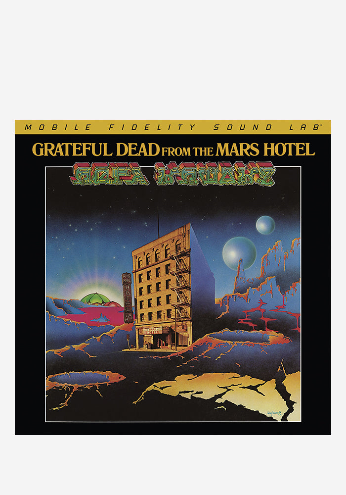 GRATEFUL DEAD From The Mars Hotel 2LP