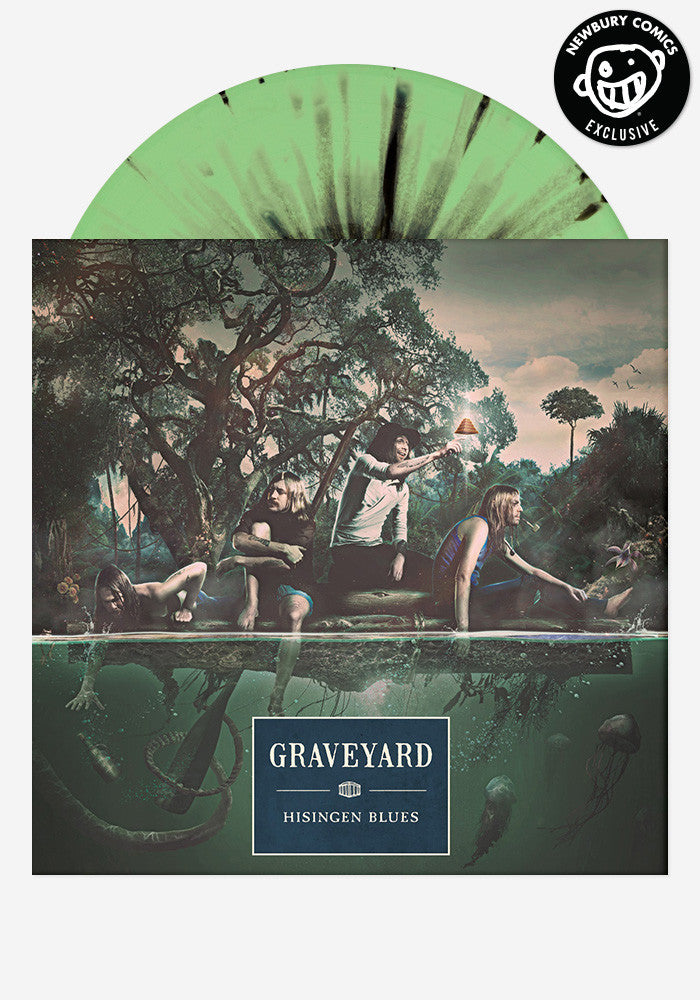 GRAVEYARD Hisingen Blues Exclusive LP