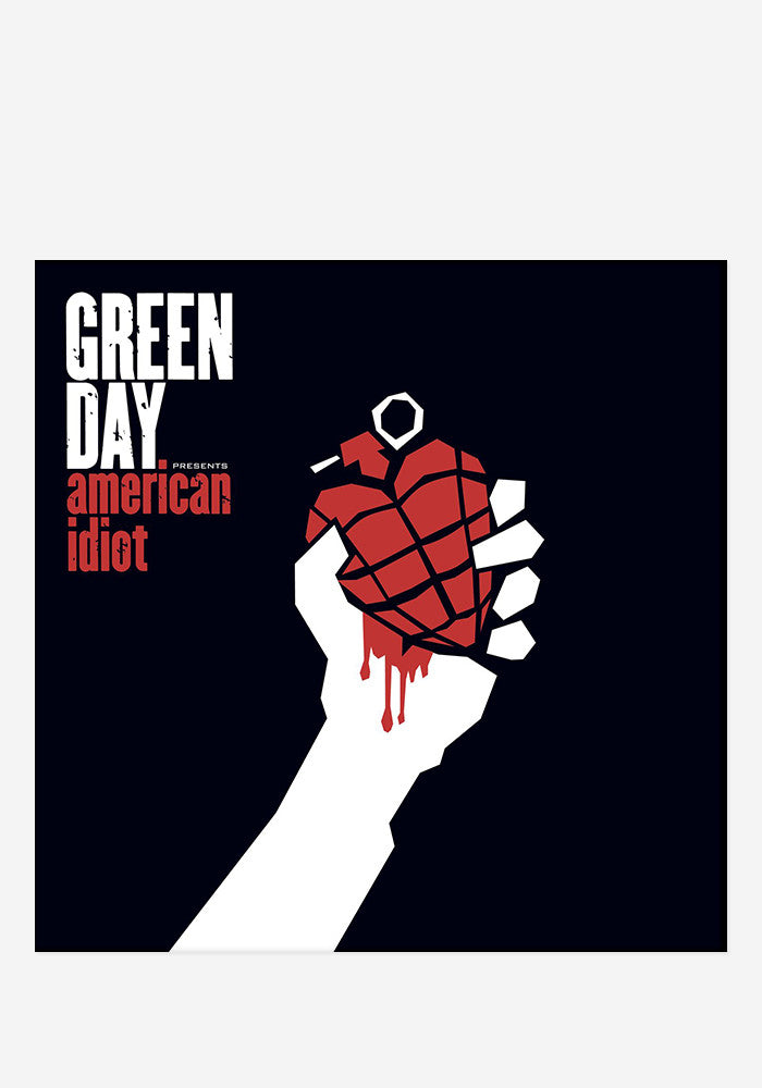 GREEN DAY American Idiot 2 LP