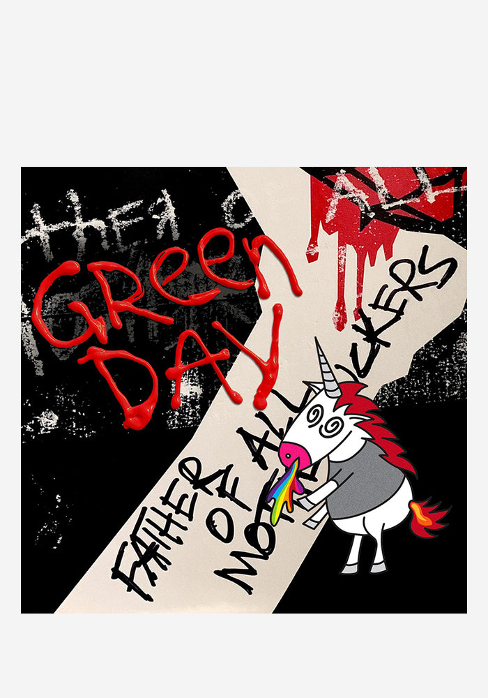 GREEN DAY Father Of All Motherfuckers LP (Color)