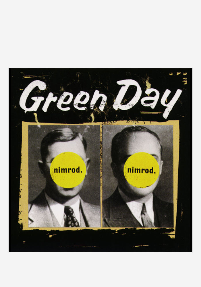 GREEN DAY Nimrod 20th Anniversary 2 LP (Color)