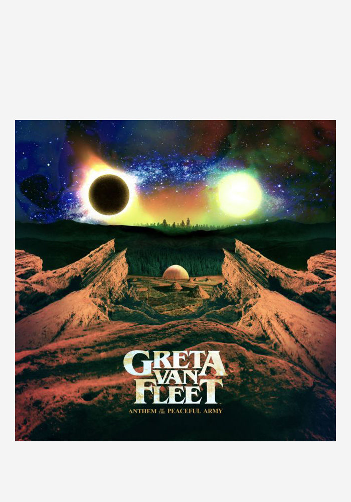 Greta Van Fleet Anthem Of The Peaceful Army Lp Vinyl
