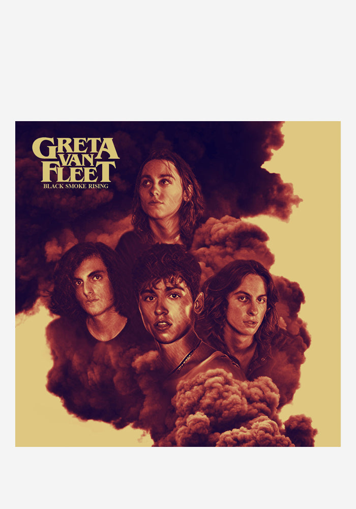 GRETA VAN FLEET Black Smoke Rising EP