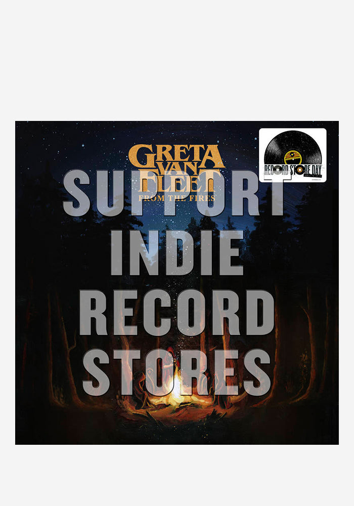 GRETA VAN FLEET From The Fires LP