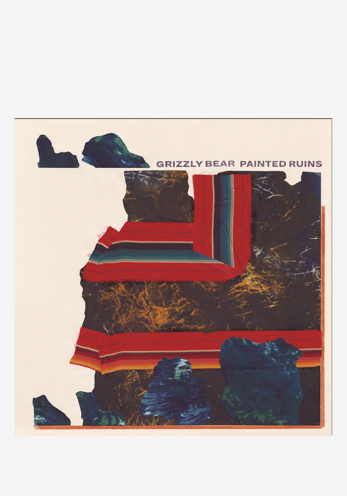 GRIZZLY BEAR Painted Ruins 2 LP