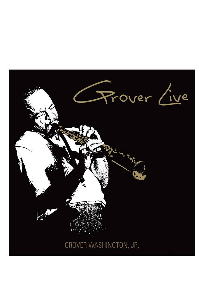 GROVER WASHINGTON JR. Grover Live 2LP (Color)