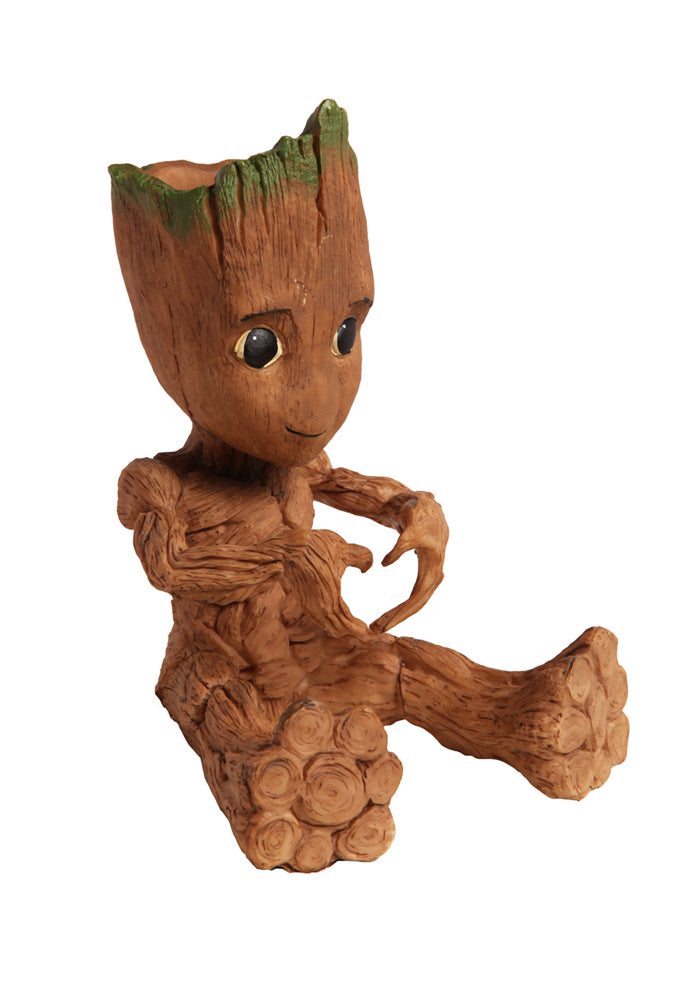 GUARDIANS OF THE GALAXY Groot Heart Hands Planter
