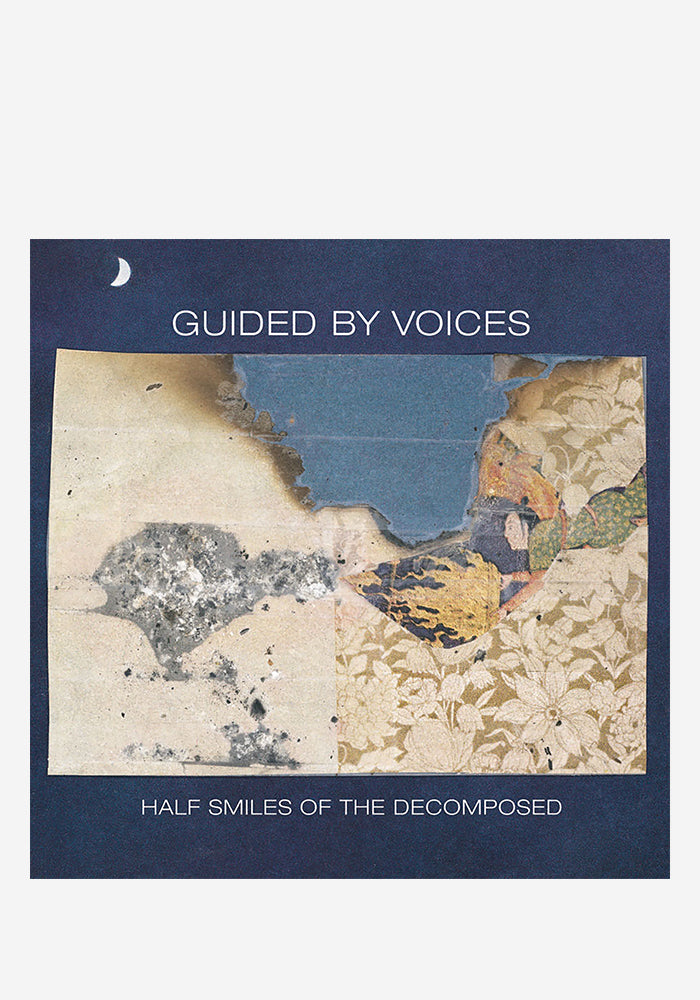 GUIDED BY VOICES Half Smiles Of The Decomposed LP (Color)