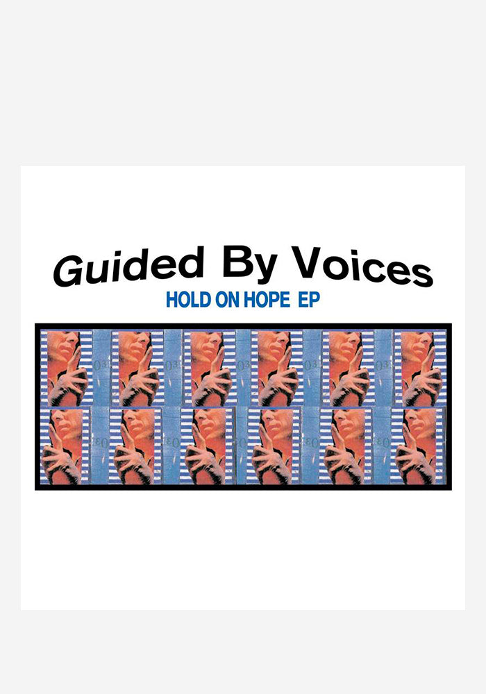 "GUIDED BY VOICES Hold On Hope 10"" EP (Color)"