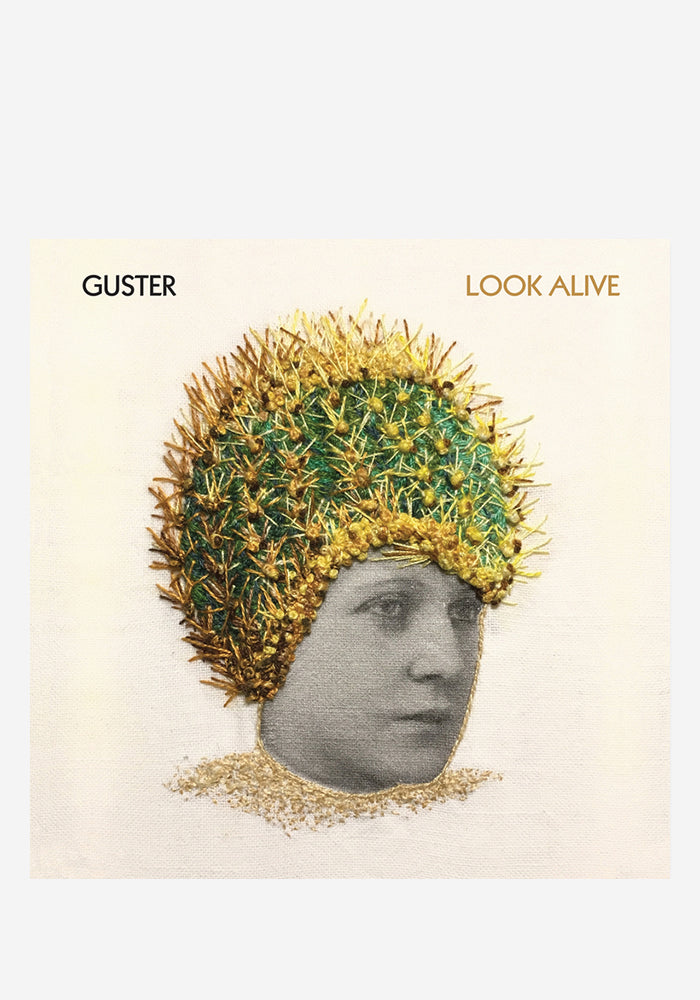 GUSTER Look Alive CD With Autographed Booklet
