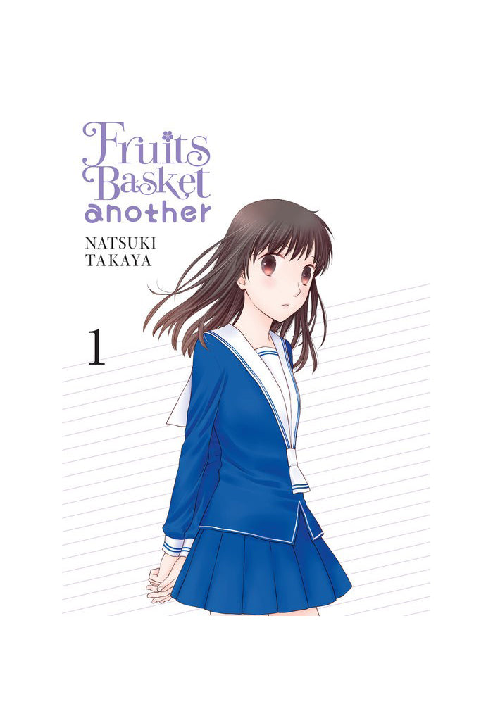 HACHETTE Fruits Basket Another Vol. 1 Manga