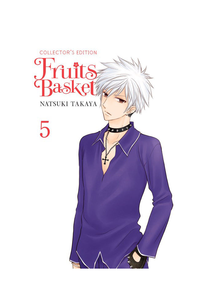 HACHETTE Fruits Basket Collector's Edition Vol. 5 Manga