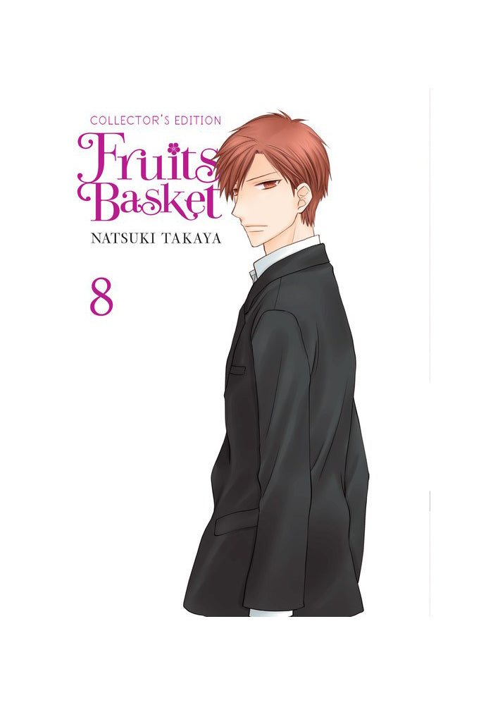 HACHETTE Fruits Basket Collector's Edition Vol. 8 Manga