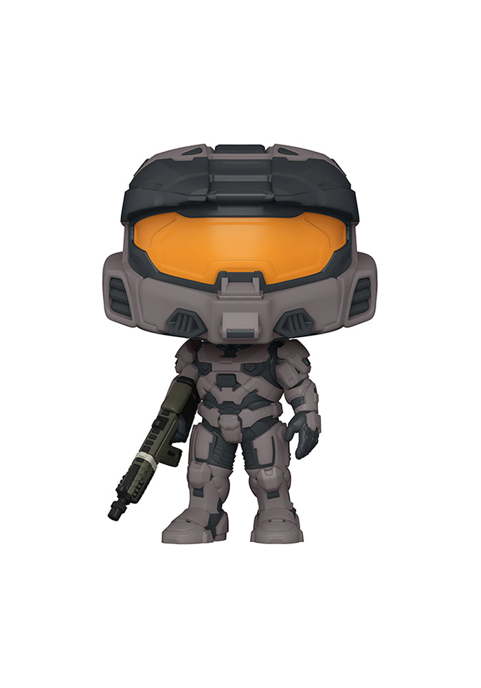HALO Funko Pop! Games: Halo - Grey Spartan Mark VII With VK78