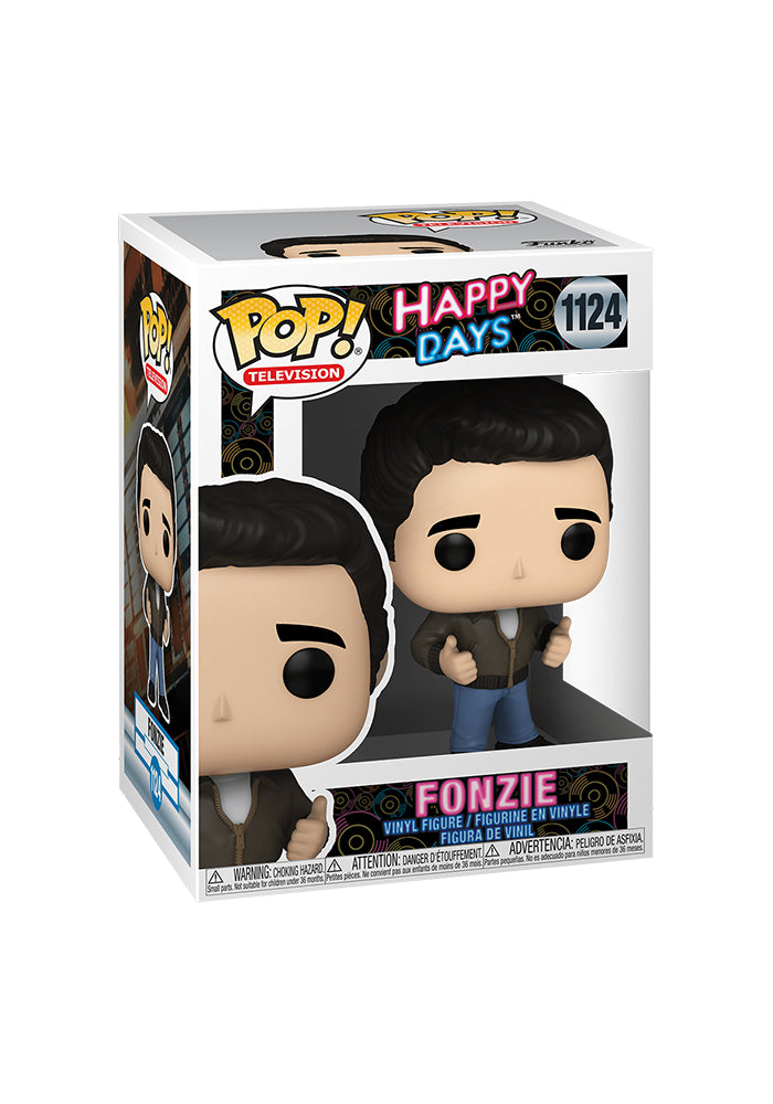HAPPY DAYS Funko Pop! Television: Happy Days - Fonzie